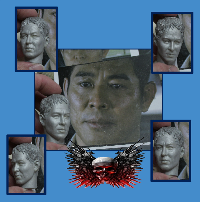jet lee , stallone, expendables , cinema , barney ross